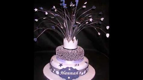21st birthday cake by thefoodventure.com   YouTube
