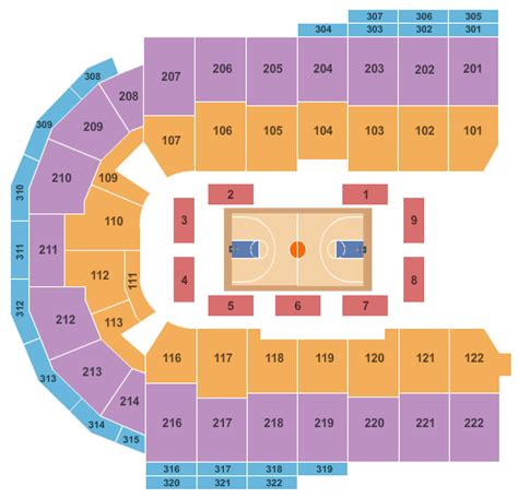 erie insurance arena seating tickets seating chart erie insurance arena
