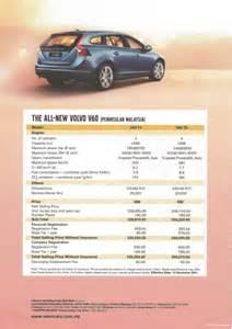 Volvo Price List Document Moved