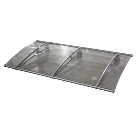 clear awnings for home 6 foot overhead clear awning door window canopy modern polycarbonate buy online in