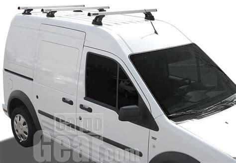 Ford Transit Roof Racks Used by Ford Transit Connect 3 Bar Roof Rack