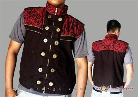 Cardigan Batik Parang Batik Kawung til gagah dengan batik jacket dari medogh