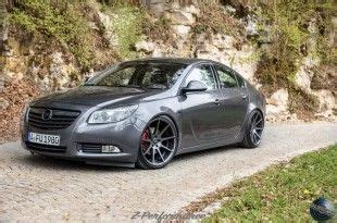Opel Insignia Gsi Tieferlegung by 20 Zoll Z Performance Wheels Am Opel Insignia Tuningblog