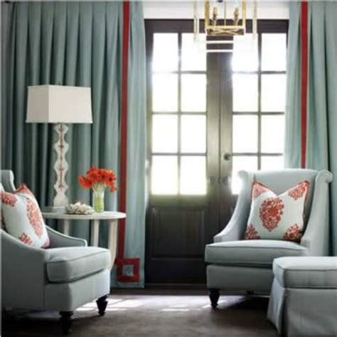 greek key curtains drapes greek key drapes beautiful interiors pinterest