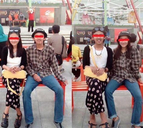 Baju Imlek Pasangan trend baru 2016 foto tukar baju dengan pasangan etiskah
