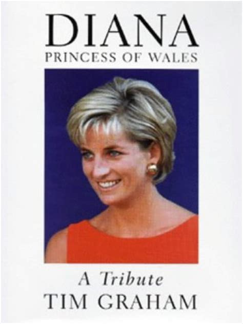 biography lady diana book diana princess of wales a tribute by tim graham