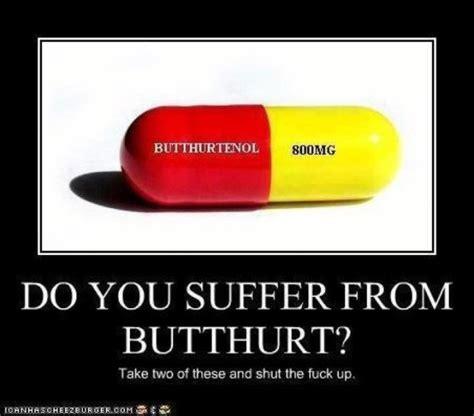 Butt Hurt Meme - diagnosis general butthurt virus yobeat