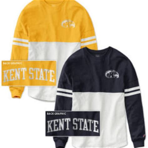 kent state colors kent state s color block from follett