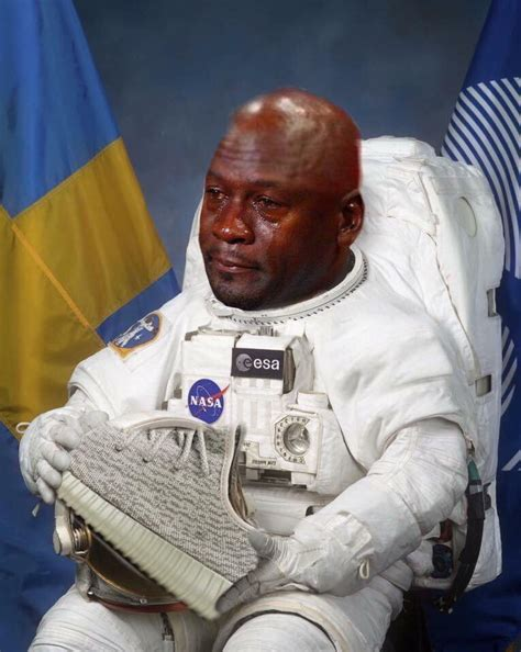 Jordan Meme - 20 times michael jordan cried over sneakers this year