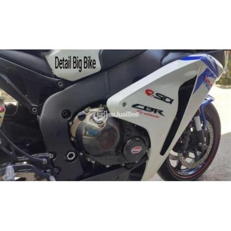 Jam Tangan Custom Honda Cbr 1000 Rr Logo Keren moge honda cbr 1000 rr hrc np aksesoris mesin normal tidak ada masalah bandung dijual