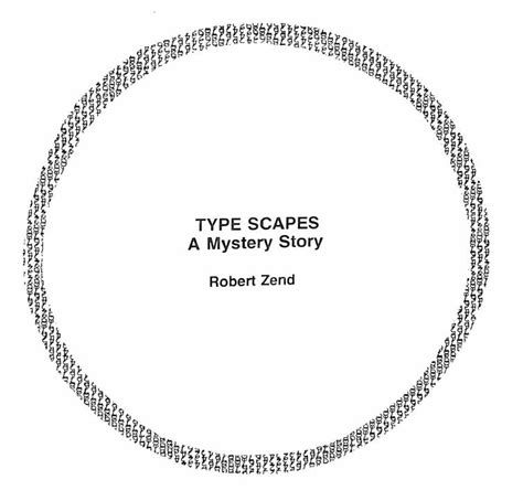 Are You The Mysterious Type by Type Scapes A Mystery Story The Robert Zend Website