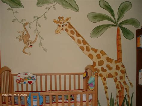 baby room wall murals baby room wall murals by colette nursery wall murals for