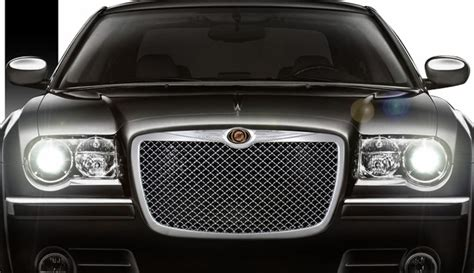 Chrysler 300 Grill by 05 10 Chrysler 300 300c Touring Style Front Grille