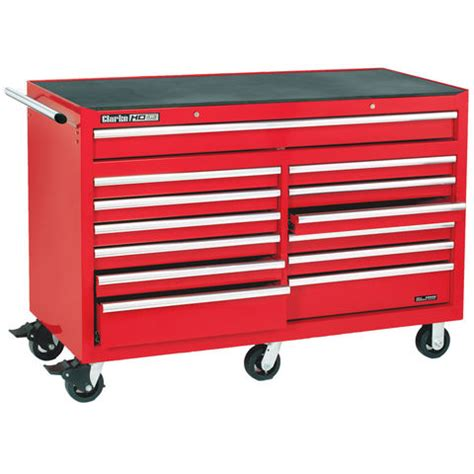 Large Tool Cabinet by Clarke Cbb230b Large Hd Plus 13 Drawer Tool Cabinet