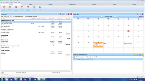 home accounts home accounting personal finance software