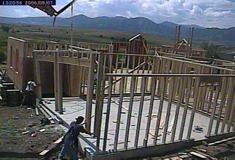 frame a house house framing
