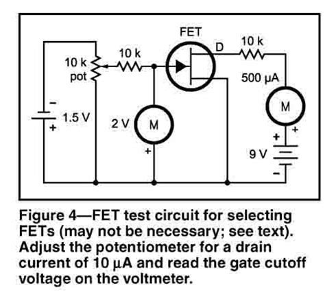 fet transistor test circuit 28 images mosfet circuit page 2 other circuits next gr fet