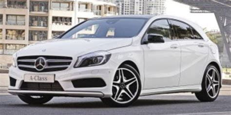 Mercedes Small by Mercedes Small Car Comparison A Class V B Class V