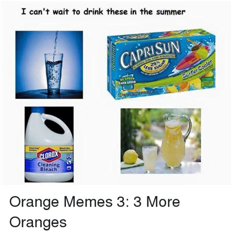 Drink Bleach Meme - i can t wait to drink these in the summer ess su be green