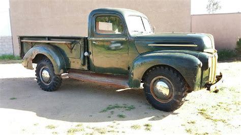 1946 Ford Truck by Barn Fresh 1946 Ford