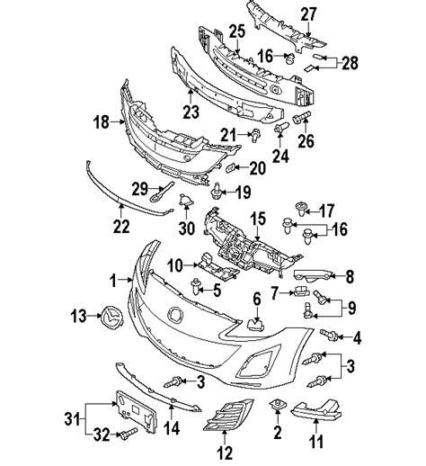 2010 mazda 3 parts diagram mazda parts diagram mazda free engine image for user