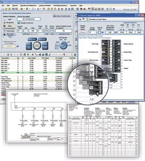 volts electrical design build and analysis software tools