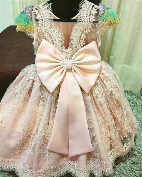 Gaun Tutu Flower Lace Princess Anak Dress Pesta Wedding Bayi Balita pin by cec 237 lia alves on vestidos para valentina