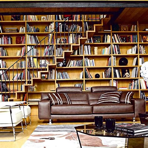 home office design books 20 bookshelf decorating ideas