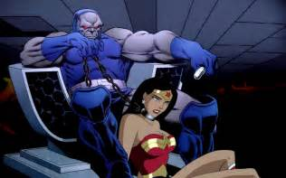 8x10 Wedding Album Wonder Woman Captured By Darkseid Princess Lela Slave Poise Wonder Woman Pinterest