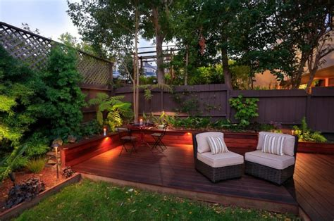 City Backyard Landscaping Ideas by Iluminaci 243 N Exterior Como Sacarle Mayor Partido Al Jard 237 N