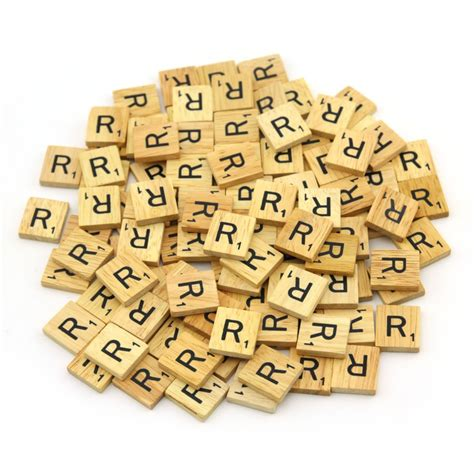 wood scrabble letters wooden scrabble tiles custom letters set for jewelry