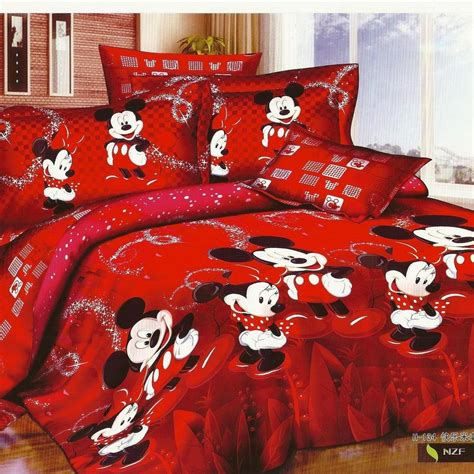 mickey mouse comforter set king mickey and minnie mouse bedding sets for