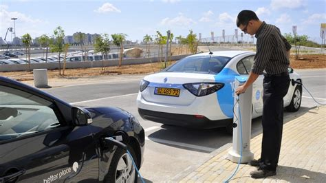 better place car some israelis still bullish on electric cars the times