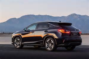 Lexus Of 2016 Lexus Rx 450h Hybrid Unveiled At New York Auto Show