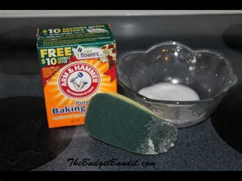 how to clean cooktop ceramic how to clean your ceramic stove top with just 1