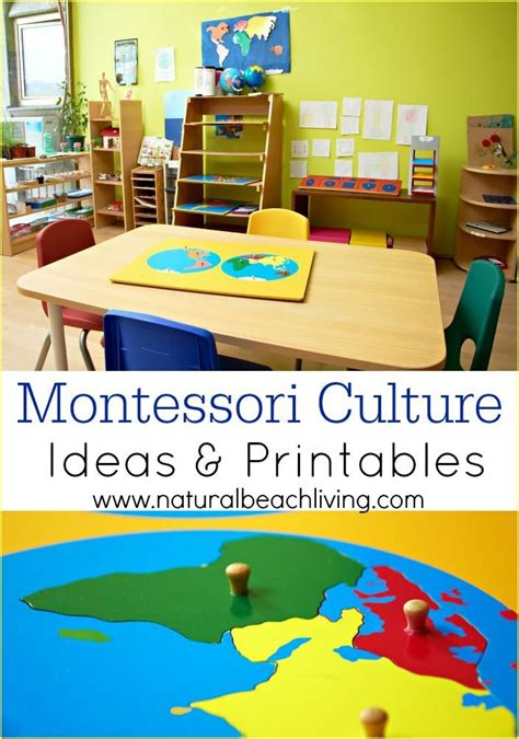 montessori printables uk 1000 images about geography activities for preschool