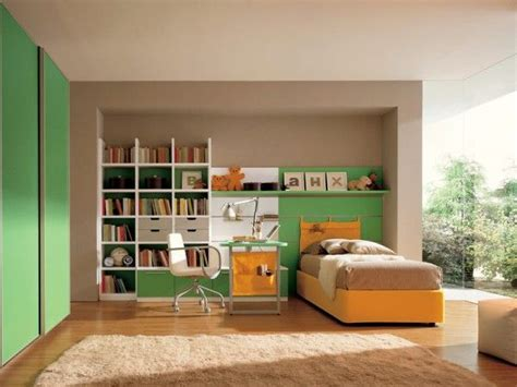 green and orange bedroom green and orange bedroom interior design pinterest