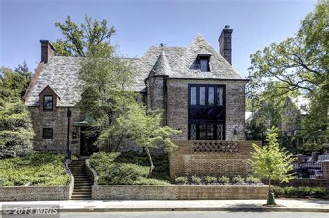 here s the kalorama home where the obamas will live after