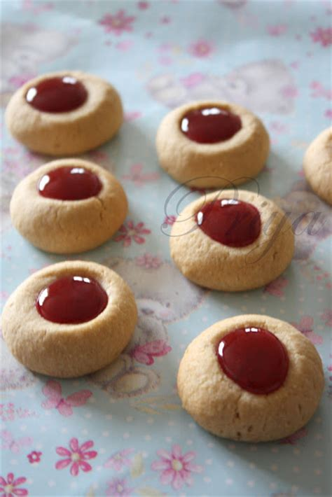 4 Jam Medium Room Weekend cook like thumbprint cookies eggless almond wheat