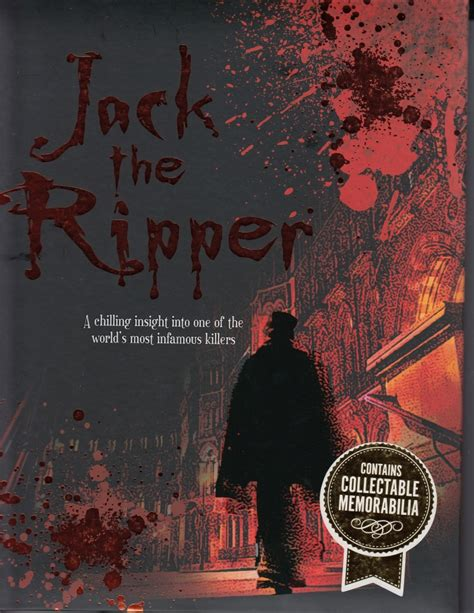 the ripper book competition david savage