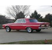 1963 Plymouth Sport Fury Resto Mod 500hp 440 Push Button