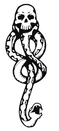 harry potter death eater tattoo transparent eater fandoms