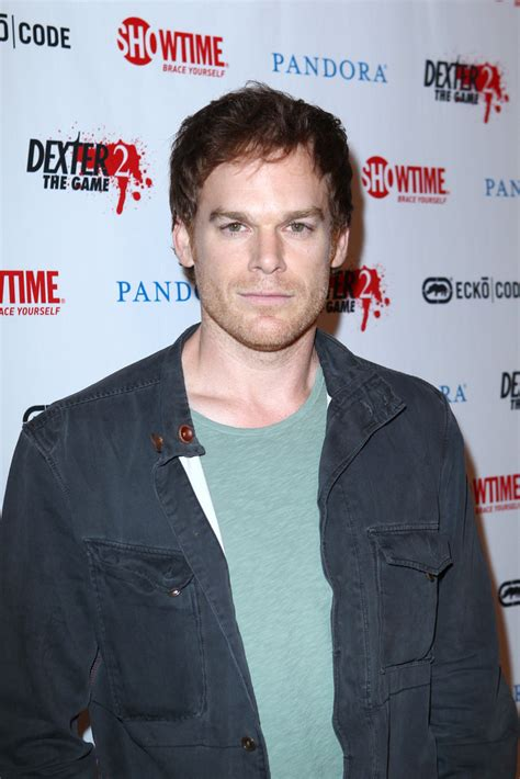 dexter actor game night michael c hall photos photos comic con international