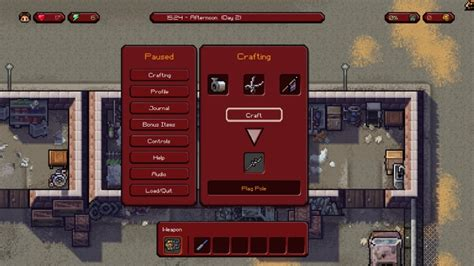 how to craft escapist the escapists the walking dead review