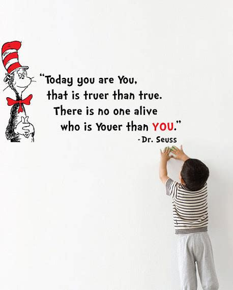 dr suess wall stickers dr seuss wall decals quotes quotesgram
