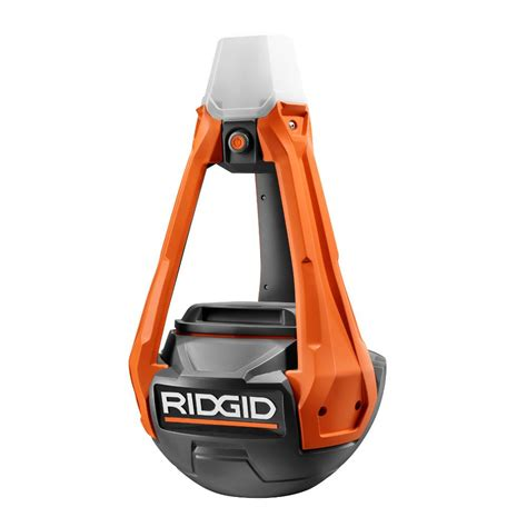 RIDGID GEN5X 18 Volt Hybrid Upright Area Light R8694820B   The Home Depot