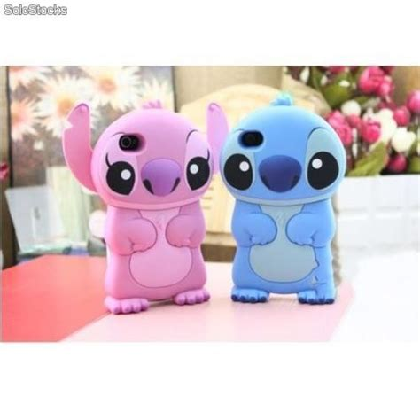 fundas iphone 4 4s funda stitch silicona iphone 4 4s