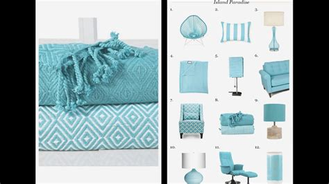 2017 color trends and inspiration for interior design island paradise pantone inspiration summer 2017 color