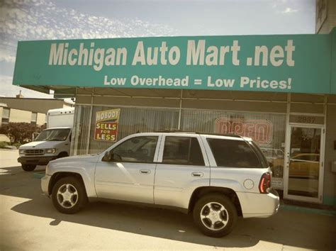 Car Dealerships In Port Huron Mi by Michigan Auto Mart Used Cars Port Huron Mi Dealer