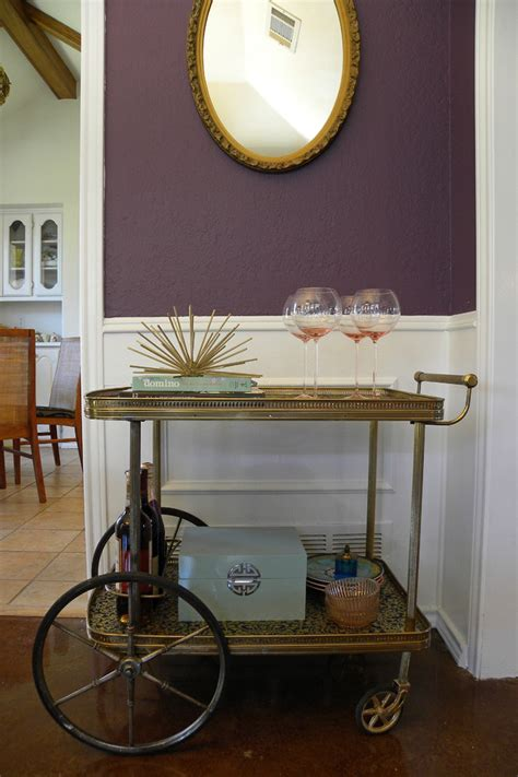 rolling bar cart dining room traditional with bar bar cart